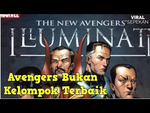 13 Macam Avengers Paling Populer Dari Marvel Comics - Harus Tahu!