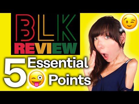 BLK Dating App Review [year] 1