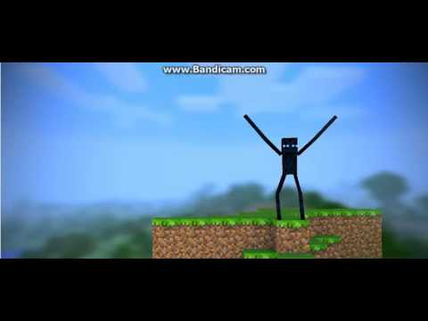 "♪ ""Like An Enderman"" - Minecraft Parody Song"