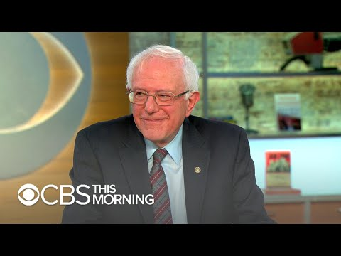 """Sen. Bernie Sanders says Trump is on """"wrong side of history"""" for immigration"""