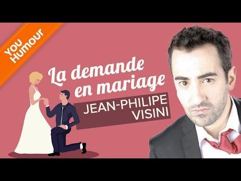 JEAN-PHILIPPE VISINI - La demande en mariage