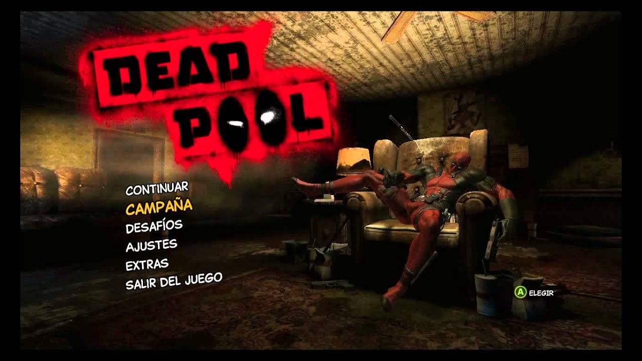 Descargar Deadpool: The Video Game [PC] [Español] [Mega ...