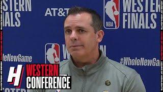 Frank Vogel Postgame Interview - Game 4 | Lakers vs Nuggets | September 24, 2020 NBA Playoffs