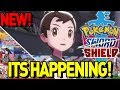 NEW POKEMON ANNOUNCEMENT! Pokemon Sword and Shield News and Discussion! New Gameplay Reveal Coming!
