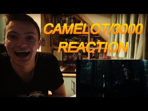 LEGENDS OF TOMORROW  2X12 CAMELOT3000 REACTION