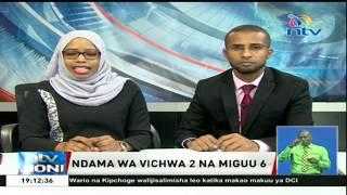 HIVI SASA: Tazama NTV Jioni na Harith Salim na Nuru Abdulaziz