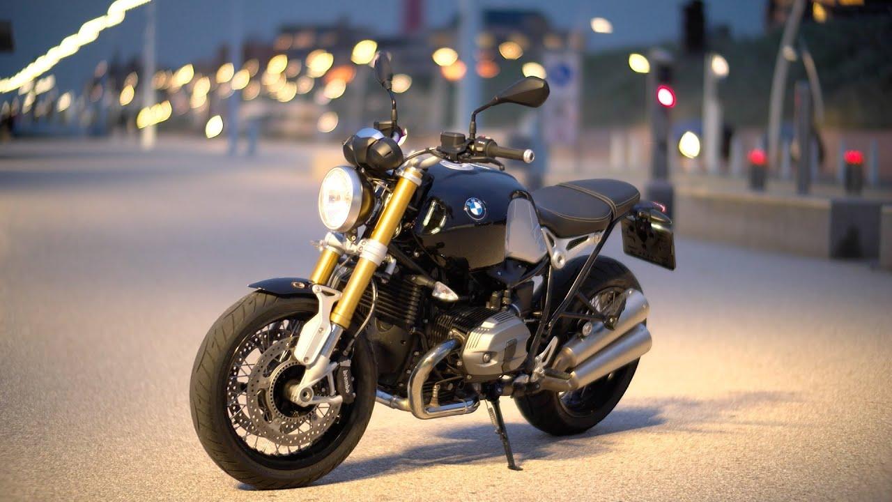 Motor Test Bmw R Ninet Motome S2 12 Youtube