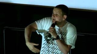 Spoken Word Art: Steven Camden at TEDxBrum