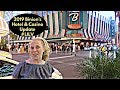 Binions Gambling Hall Walk Thru 2018 - YouTube