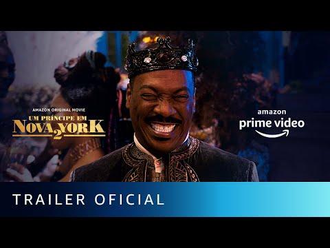 Um Príncipe Em Nova York 2 | Trailer Oficial | Amazon Prime Video