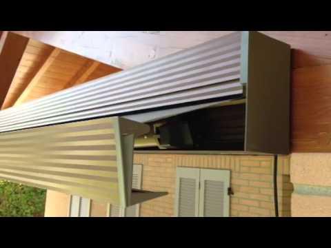 Tenda da Sole Gibus Segno - YouTube