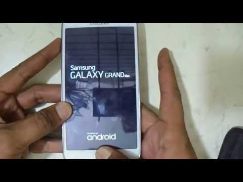 Samsung Galaxy Grand Max Duos SM G7202 Eazy Pattern Lock Reset