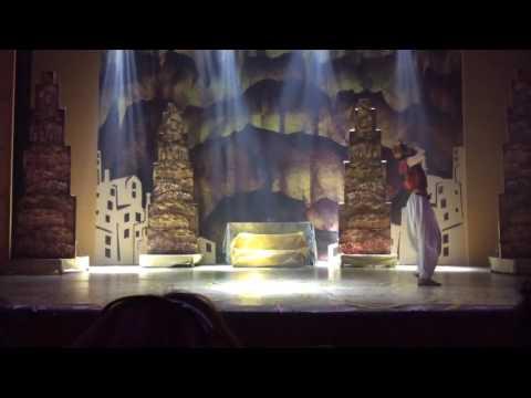 Aladino el Musical — Un amigo fiel. Carlo Vico