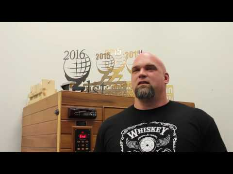 Finding Strength: The Anvil Gym- Cedar Rapids, IA