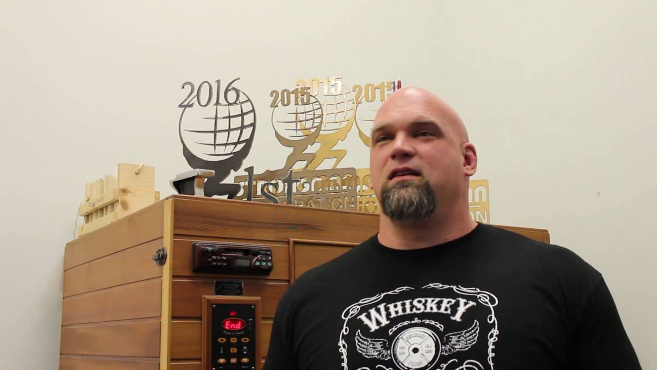 Finding Strength The Anvil Gym Cedar Rapids Ia Youtube