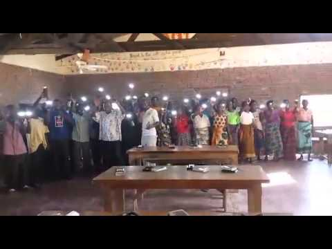 Tiyamike Mulungu Center in Malawi | WakaWaka Solar Light & Charger