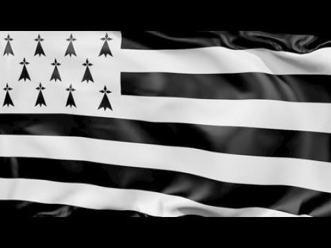 Over One Hour of Breton Patriotic Music - Muiget Un Eurvezh a Sonerezh Vrogar Brezhon !