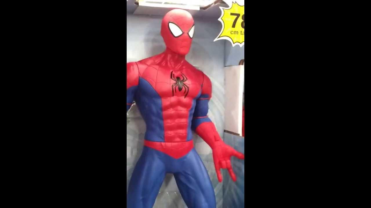 Figurine Avengers : Titan Hero Series 30 cm : Iron Man Hasbro  Magasin de