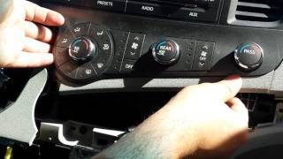 How to Remove Radio / CD Player from 2011 Toyota Sienna for Repair