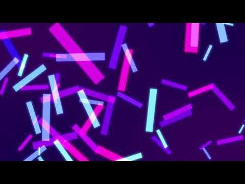 Retro Neon Background - Free Motion Graphics