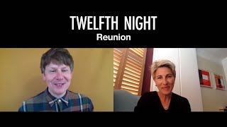 Tamsin Greig and Simon Godwin in Conversation | Twelfth Night Reunion: National Theatre at Home