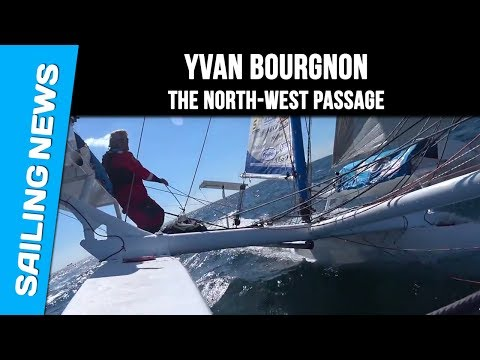 Yvan Bourgnon - the North-West passage