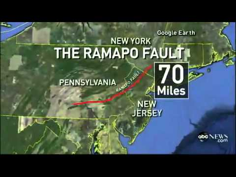 Earthquake In America New Madrid Fault  YouTube