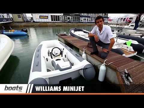 Williams Minijet: First Look Video