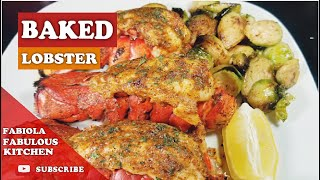 Simply Easy Baked Lobster Tails Recipe | Lobster Recipe