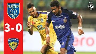 Hero ISL 2018-19 | Kerala Blasters FC 3-0 Chennaiyin FC | Highlights