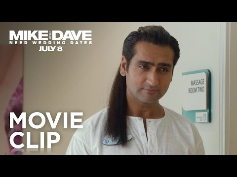 Mike And Dave Need Wedding Dates Massage.Mike And Dave Need Wedding Dates Massage Scene Clip Hd