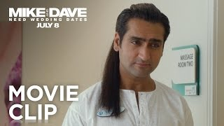 "Mike and Dave Need Wedding Dates | ""Massage Scene"" Clip [HD] 