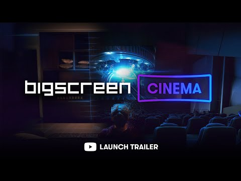 Bigscreen Cinema - Watch 3D Movies With Friends On Oculus Quest, Valve Index, And More