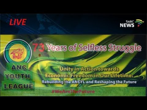 Cyril Ramaphosa addresses 73rd ANCYL Anniversary, Hillbrow: 07 Oct 2017