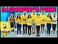 DJ SPONGEBOB DANCE - CHOREOGRAPHY BY DIEGO TAKUPAZ - SPOMBOB SQUAREPANTS - BURUNG GAGAK