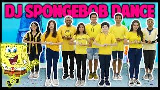 Download DJ SPONGEBOB DANCE - CHOREOGRAPHY BY DIEGO TAKUPAZ - SPOMBOB SQUAREPANTS - BURUNG GAGAK