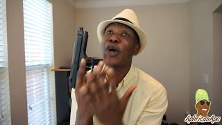 When Your Dad Finds A Gun In Your Room! - Aphricanace Comedy