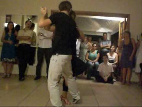 Gabriel e Teresa - tango nuevo