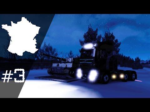 Euro Truck Simulator 2 - A Tiger Tank - Explorin' France - #3