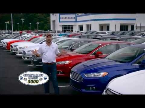 Crossroads Ford Indian Trail >> Crossroads Ford Indian Trail Crossroads Cares 3000