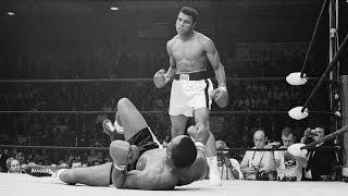 Highlights Muhammad Ali - Sonny Liston I