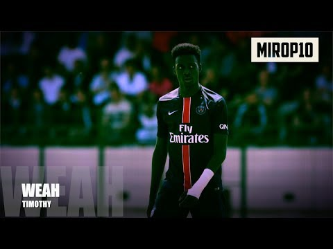 TIMOTHY WEAH ✭ PSG ✭ THE SON OF GEORGE WEAH ✭ Skills & Goals ✭ 2017 ✭