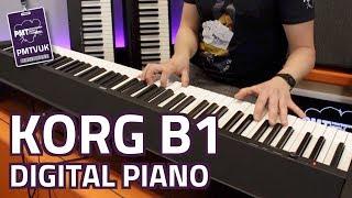 Korg B1 Digital Piano - Review & Demo