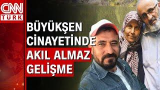 Büyükşen cinayetinin katil zanlısı neden öldü? Mustafa Okşen'in cinayetteki rolü ne?