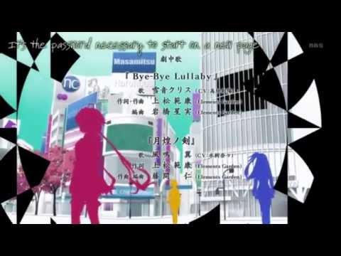 Senki Zesshou Symphogear G ending English sub