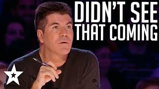 MIND-BLOWING AUDITIONS That WOWED Simon Cowell on Britain's Got Talent 2012 | Got Talent Global