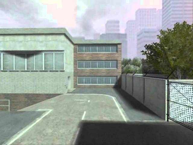 Counter-Strike 1.6 Map DE_NUST2