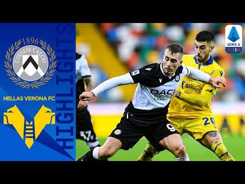 Udinese 2-0 Hellas Verona   Deulofeu decisivo nel finale   Serie A TIM
