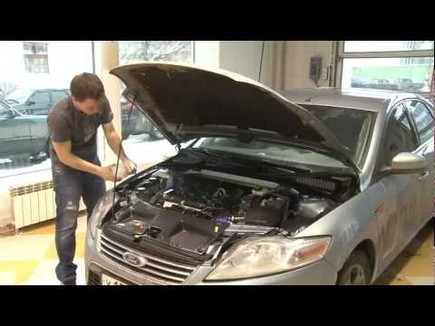 Как помыть двигатель и не убить машину