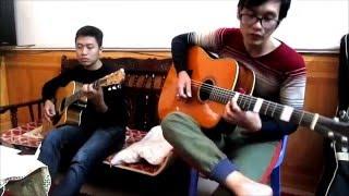 (GPT guitar school) BÀI 19b: Quê hương tôi Vmusic ((Intro guitar)